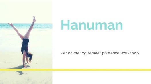 Hanuman - workshop med Julie 3
