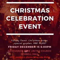 Christmas Celebration Event
