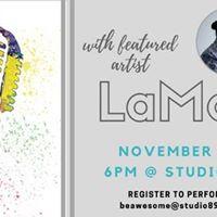 Open Mic Night featuring LaMoi
