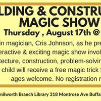 Building &amp Construction Magic Show