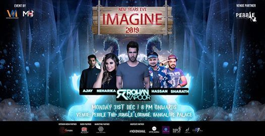 new year eve imagine 2019 harry potter theme night at pebble3 princess academy ramanna maharishi road bangalore india 560006 bangalore