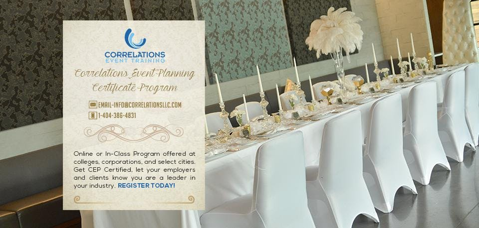 2 Day Philadelphia Event Planning Certificate August 18 19 2018 At