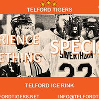 Telford Tigers 2 v Altrincham Aces