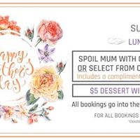 Mothers Day at the Macs Hotel