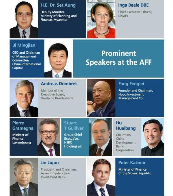 Asian Financial Forum 2018