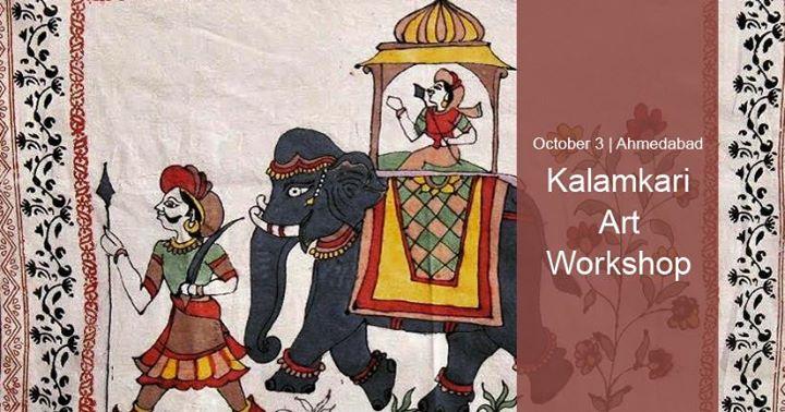 Kalamkari Art Workshop