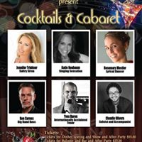 Cocktails and cabaret night at empire supper club