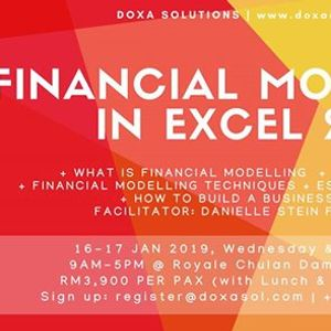 Financial Modelling events in the City  Top Upcoming Events
