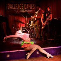 LIVE BAND Burlesque-April 5th