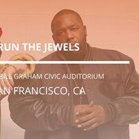Run the Jewels in San Francisco
