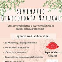 Seminario Ginecologa Natural