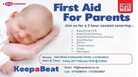 First Aid for Parents & Family