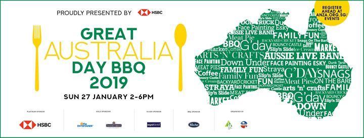 Great Australia Day BBQ
