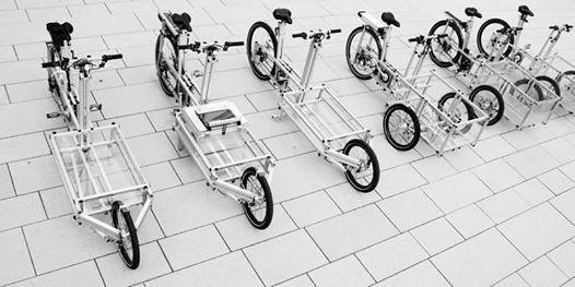 Ein eigenes XYZ Cargo bike  Lastenrad bauen