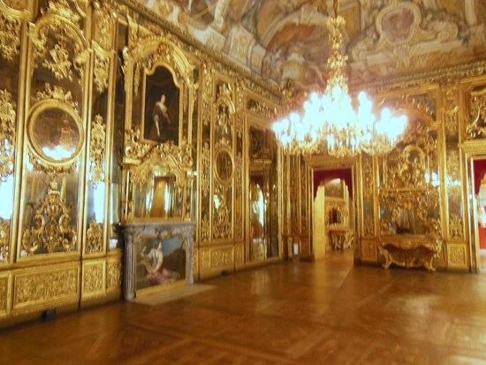 Visita guidata alle sale dorate di Palazzo Carignano