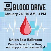 UPC Blood Drive