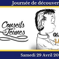Journe de dcouverte du coaching by Conseils de Jeunes