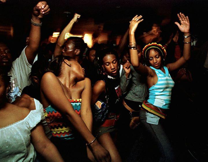 Underground Reggae Dance Party