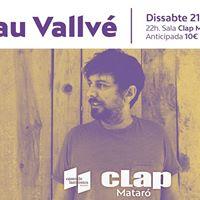 Pau Vallv  Sala Clap (Matar)