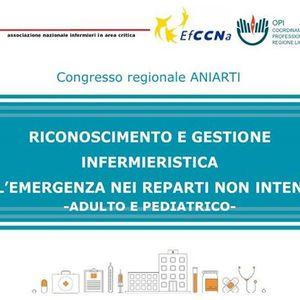 Riconoscimento e gestione emergenza nei reparti non intensivi