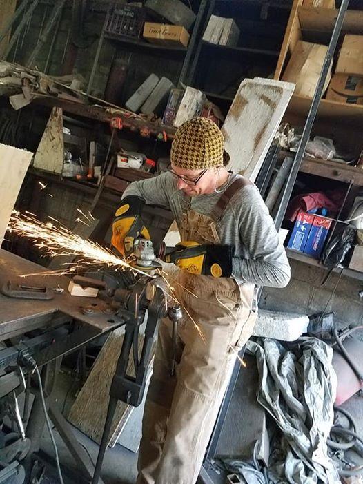 Knife-making Class for Veterans