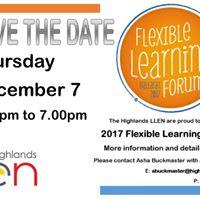 Flexible Learning Forum 2017
