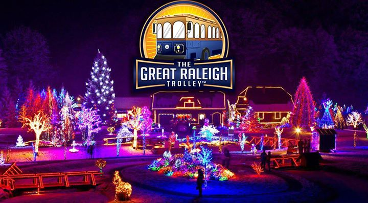 Trolley Holiday Lights Tour