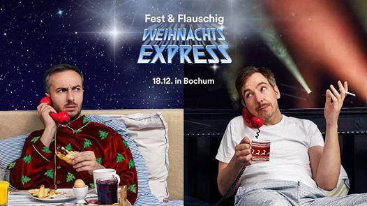Fest & Flauschig WeihnachtsExpress - Ausverkauft