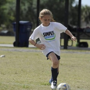 Simply Soccer Summer camp