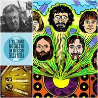 I Grateful Dead e Jerry Garcia raccontati da Alessio Ambrosi