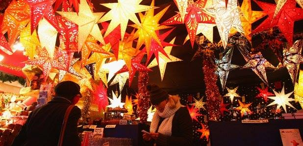 Heart South West Matt & Victorias Christmas Market