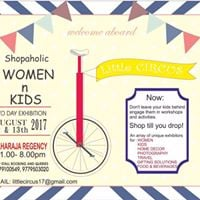Little Circus-Women &amp Kids Exhibition