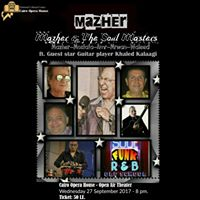 Mazher &amp The Soul Masters   -
