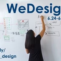 2 DAYS to WeDesign Grow your design toolkit &amp build an app