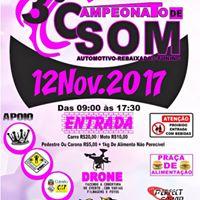 3 Campeonato De Som Automotivo-Rebaixados-Tuning