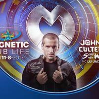 John Culter  Magnetic Club Life  Opening Star Club Flip Zln