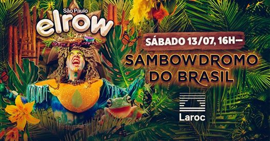Elrow goes back to Laroc