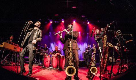 Matt Bianco meets New Cool Collective koncert