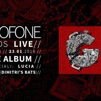 Gramofone - Live &amp Lansare de album
