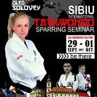 Sibiu International Taekwon-do Sparring Seminar