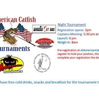 Catfish Weekly National Qualifier KAW Point in Kansas City