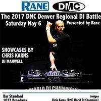 2017 DMC Denver DJ Battle feat. DJ Chris Karns and DJ Manwell