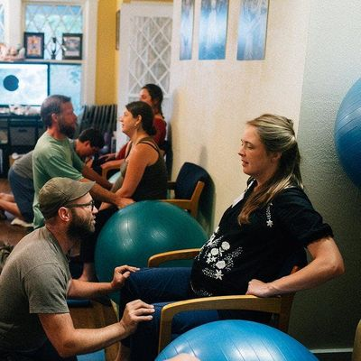 Birth With Courage 4-Week Series and Baby Care Bundle BREVARD