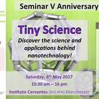 Tiny Science. The science and applications behind Nanotechnology