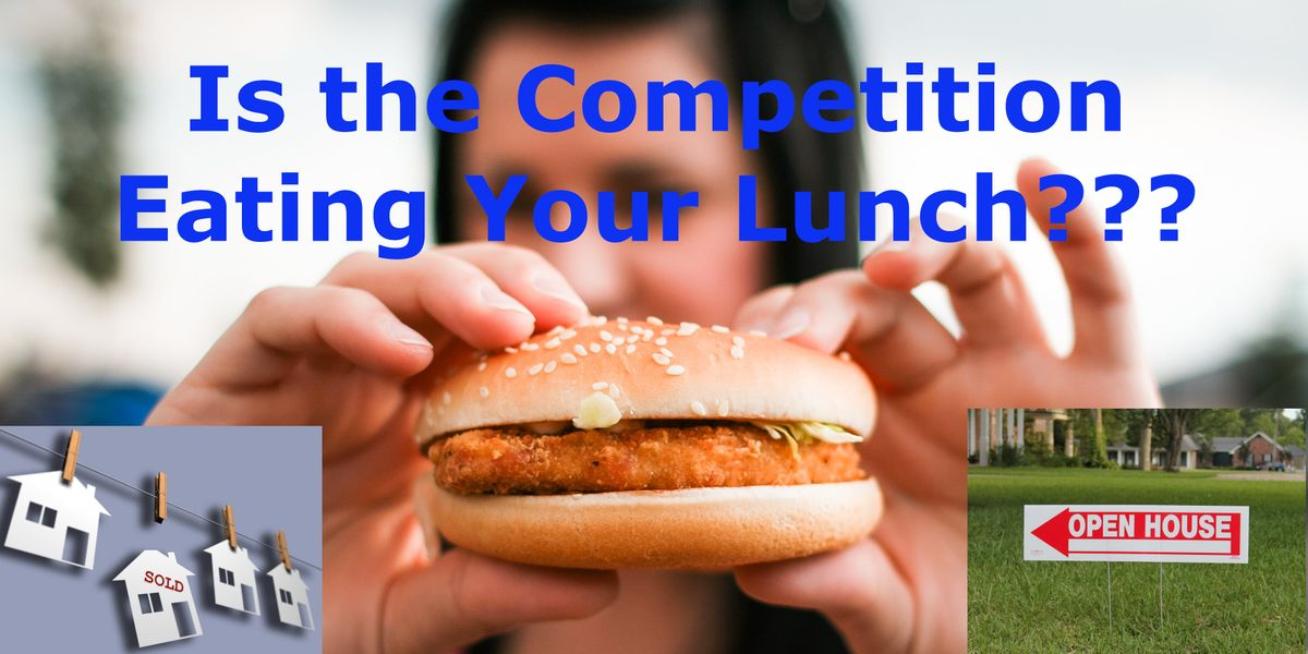 Real Estate Recruiting - Is Your Competition Eating Your Lunch
