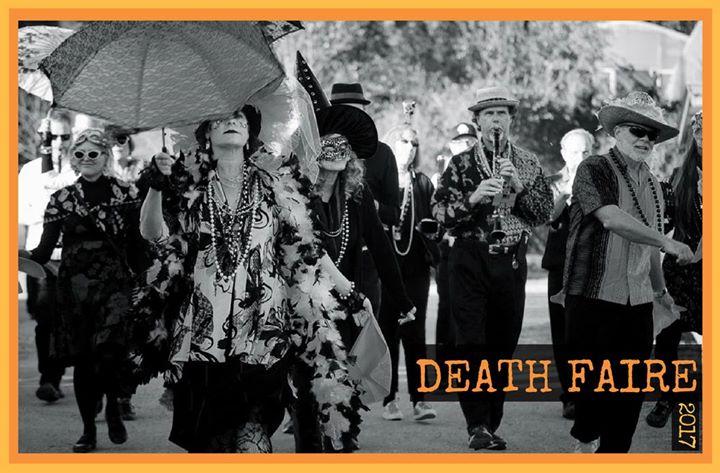 2nd Annual Death Fair (Abundance NC event)