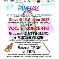 Pinevalfolk Voci in concerto