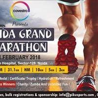 Noida Grand Marathon - 2nd Edition 2018