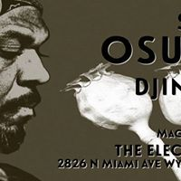 The Electric Pickle presents Osunlade (Yoruba Rec Greece)