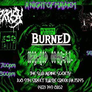A Night Of Mayhem